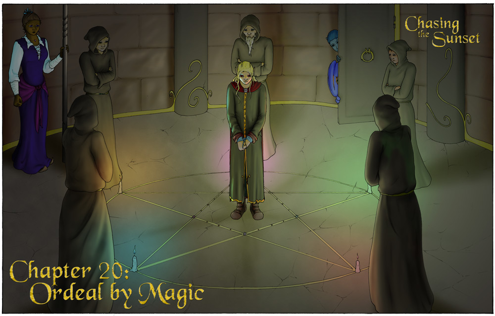 Chapter 20: Ordeal by Magic