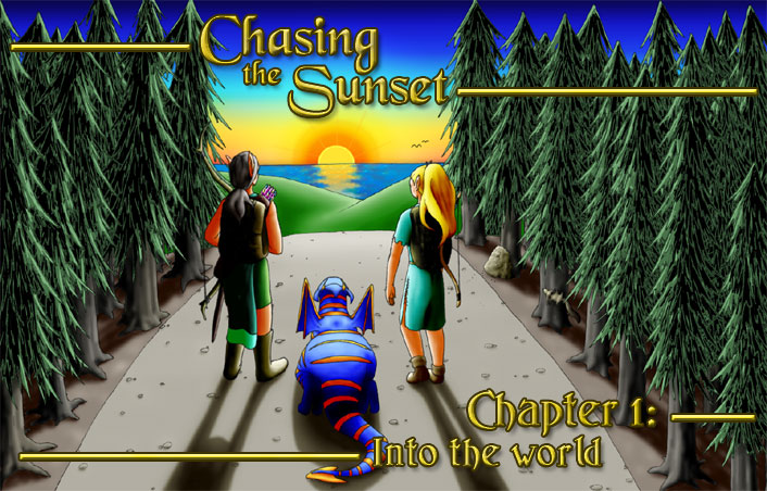Chapter 1 : Into the World