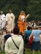 Roman fashion show