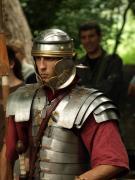 Roman soldier on guard!