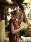 Weaver girl