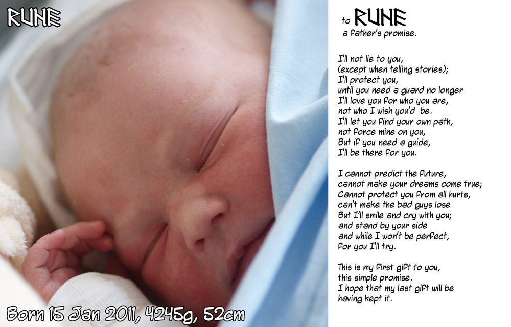 Rune Born